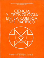 Cubierta para Ciencia y tecnología en la Cuenca del Pacífico: estudios