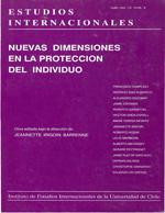 Cubierta para Nuevas dimensiones en la protección del individuo