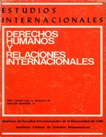 Cubierta para Derechos humanos y relaciones internacionales