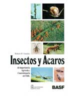 Cubierta para Insectos y ácaros de importancia agrícola y cuarentenaria en Chile