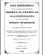 Cubierta para Los designios de la Divina Providencia sobre Las Américas: panejírico en honor del Beato Martin de Porres de la Orden de Predicadores