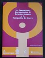 Cubierta para Las Convenciones internacionales de derechos humanos y la perspectiva de género
