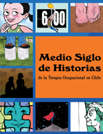 Cubierta para Concurso literario: medio siglo de historias de la terapia ocupacional en Chile
