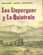 Cubierta para Los Lisperguer y la Quintrala