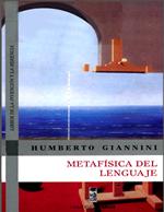 Cubierta para Metafísica del lenguaje