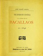 Cubierta para Una expedición española a la tierra de los Bacallaos: en 1541