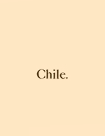Cubierta para Chile