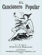 Cubierta para El Cancionero popular