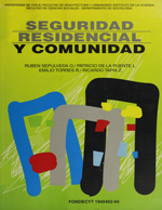 Cubierta para Seguridad residencial y comunidad