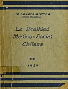 Cubierta para La realidad médico-social chilena