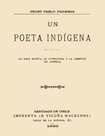 Cubierta para Un poeta indígena: La raza nativa, la literatura y la libertad en América