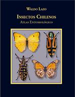 Cubierta para Insectos chilenos: atlas entomológico