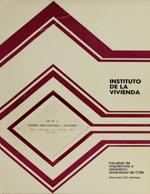 Cubierta para Diseño habitacional: Unidades
