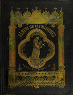 Cubierta para Álbum de las misiones: o colección pintoresca de pinturas de costumbres, reflexiones morales, de aventuras y narraciones interesantes
