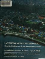 Cubierta para La vivienda social en Puerto Montt: estudio cualitativo de sus transformaciones