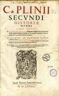 Cubierta para Historiae mundi libri XXXVII