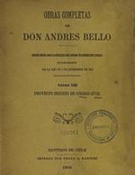 Cubierta para Proyecto inédito de Código Civil: edición hecha bajo la dirección del Consejo de Instrucción Pública en cumplimiento de la Lei de 5 de Setiembre de 1872.