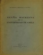 Cubierta para Vicuña Mackenna en la Universidad de Chile