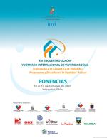 Cubierta para El derecho a la ciudad y la vivienda : Propuestas y desafíos de la realidad actual: XIII Encuentro ULACAV; V Jornada internacional de vivienda social