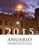 Cubierta para Anuario 2015: Universidad de Chile