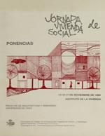 Cubierta para Primera Jornada de vivienda social 15-16-17 de noviembre de 1989: Ponencias