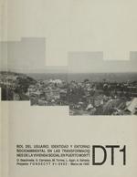 Cubierta para Rol del usuario Identidad y entorno socioambiental en las transformaciones de la vivienda social en Puerto Montt