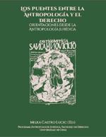 Cubierta para Los Puentes entre la antropología y el derecho: Orientaciones desde la antropología jurídica