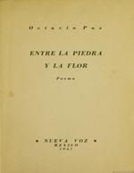 Cubierta para Entre la piedra y la flor: Poema