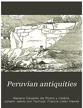 Cubierta para Peruvian antiquities