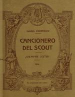 Cubierta para Cancionero del scout: Siempre listo! : 1914