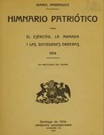 Cubierta para Himnario patriótico para el Ejército, la Armada i las Sociedades obreras