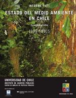 Cubierta para Informe país Estado del medio ambiente en Chile: Comparación 1999-2015