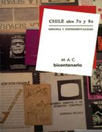 Cubierta para Chile años 70 y 80: memoria y experimentalidad
