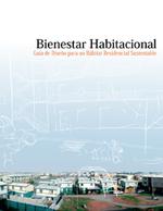 Cubierta para Bienestar habitacional: guía de diseño para un hábitat residencial sustentable