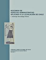 Cubierta para Resúmen de derecho administrativo aplicado a la lejislacion de Chile