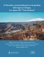 Cubierta para El Derecho Consuetudinario en la gestión del riego en Chiapa. Las aguas del Tata Jachura