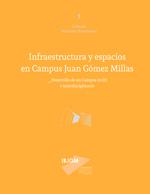 Cubierta para Infraestructura y espacios en Campus Juan Gómez Millas: desarrollo de un Campus multi e interdisciplinario