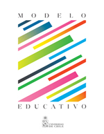 Cubierta para Modelo Educativo de la Universidad de Chile
