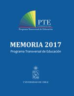 Cubierta para Memoria 2017 Programa Transversal de Educación