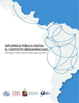 Cubierta para Diplomacia pública digital: el contexto iberoamericano