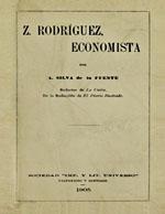 Cubierta para Z. Rodríguez: Economista