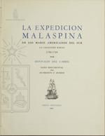 Cubierta para La expedición Malaspina en los mares amaricanos del sur: la colección Bauza 1789-1794