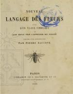 Cubierta para Nouveau langage des fleurs: avec leur valeur symbolique et leur emploi pour l'expression des pensées