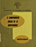 Cubierta para El compromiso social de la Universidad