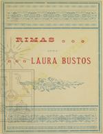 Cubierta para Rimas de Laura Bustos