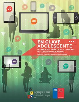 Cubierta para En clave adolescente: referentes, prácticas y hábitos del consumo audiovisual