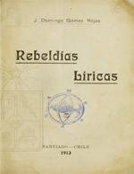 Cubierta para Rebeldías líricas