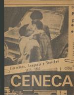 Cubierta para Literatura, lenguaje y sociedad: 1973-1983