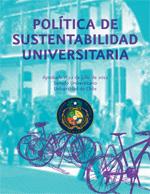 Cubierta para Política de sustentabilidad universitaria