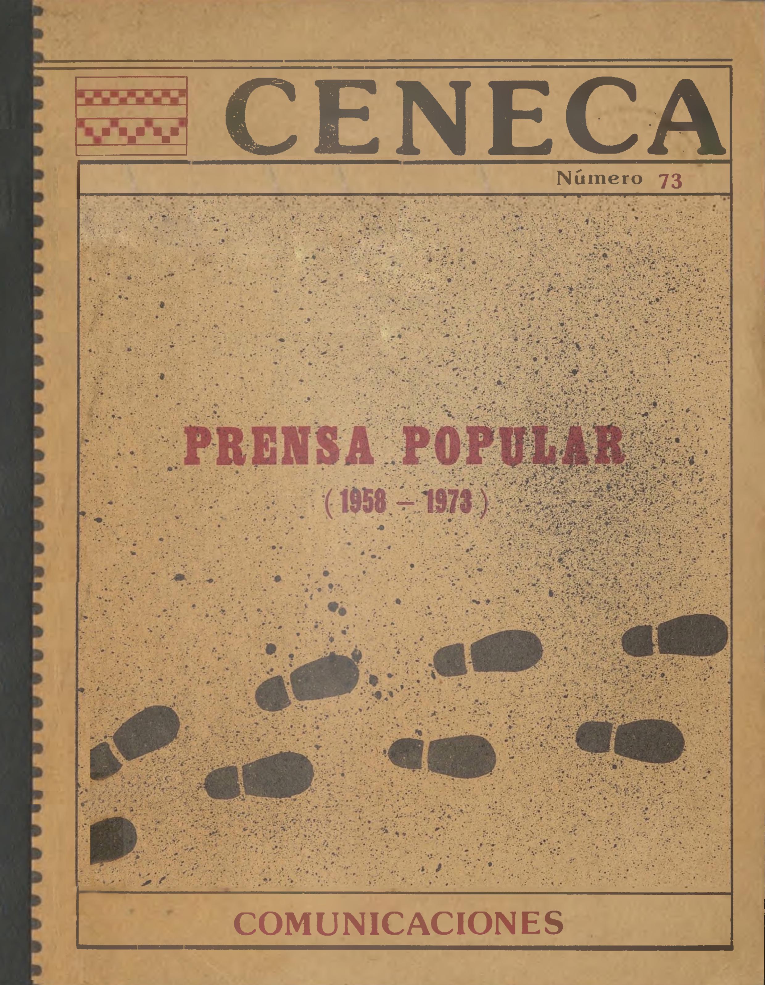 Cubierta para Trabajadores y pobladores en el discurso de la prensa sectorial popular Chile 1958-1973